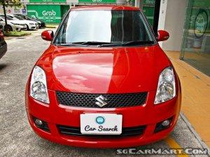 Suzuki Swift 1.2A XG (COE till 05/2023)