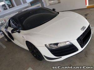 Audi R8 5.2A FSI Quattro R-tronic (COE till 03/2030)