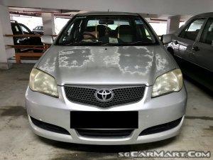 Toyota Vios 1.5A E (COE till 04/2021)