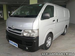 Toyota Hiace 3.0M (COE till 06/2025)