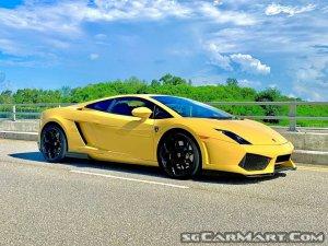 Lamborghini Gallardo LP560-4 (COE till 08/2030)