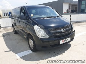Hyundai Starex 2.5A (New 5-yr COE)