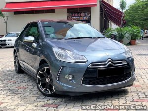 Citroen DS3 1.6A VTI (New 5-yr COE)