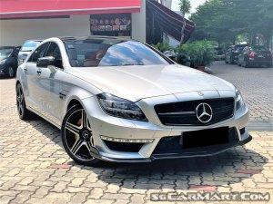Mercedes-Benz CLS-Class CLS63 AMG