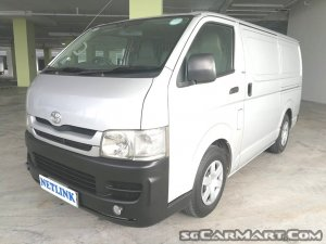 Toyota Hiace 3.0M (COE till 07/2027)