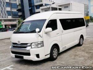Toyota Hiace Commuter 3.0A GL (COE till 09/2028)