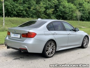 BMW 3 Series 335i M-Sport Sunroof