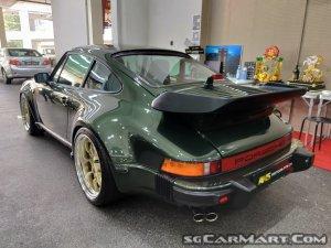 Porsche 911 Turbo (New 10-yr COE)