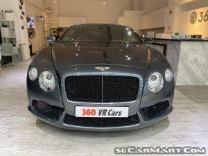 Bentley Continental GT 4.0A V8 (New 10-yr COE)