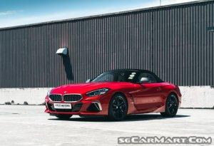 BMW Z4 sDrive M40i