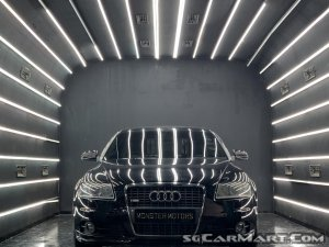 Audi A6 2.4A S-Line (COE till 04/2026)