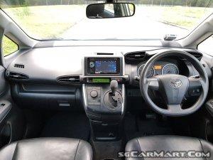 Toyota Wish 2.0A (New 5-yr COE)