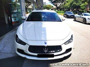 Maserati Ghibli S 3.0A