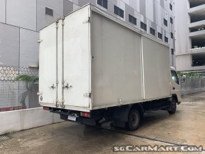 Mitsubishi Fuso Canter FE83 (COE till 04/2023)