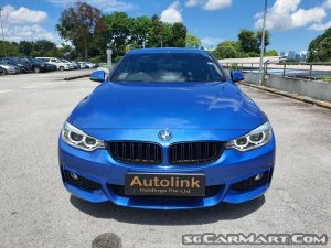 BMW 4 Series 428i Gran Coupe M-Sport