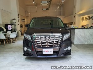 Toyota Alphard 3.5A S C-Package