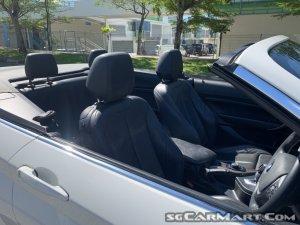 BMW 2 Series 218i Convertible