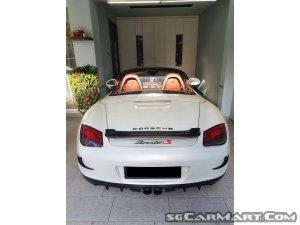Porsche Boxster S 3.4A PDK (COE till 05/2029)