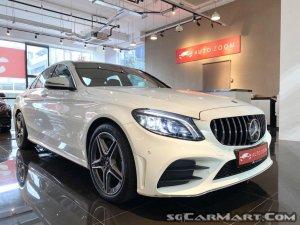 Mercedes-Benz C-Class C200 Mild Hybrid AMG Line Premium Plus