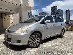 Toyota Wish 1.8A (COE till 06/2022)