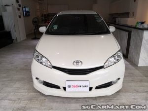Toyota Wish 2.0A (COE till 12/2029)