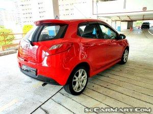Mazda 2 HB 1.5A R (New 5-yr COE)