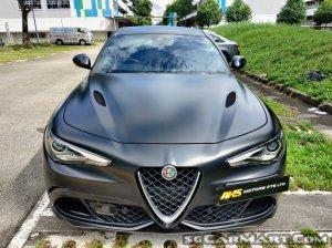 Alfa Romeo Giulia 2.9A Quadrifoglio