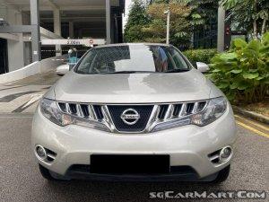 Nissan Murano 2.5A (New 10-yr COE)