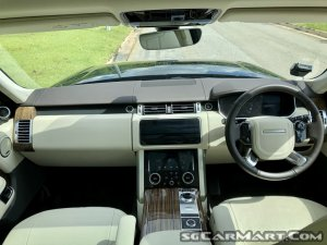 Land Rover Range Rover 3.0A Vogue Supercharged