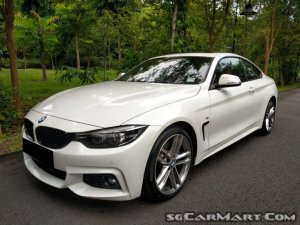 BMW 4 Series 440i Coupe M-Sport