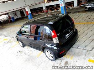 Perodua Myvi 1.3A EZI (New 5-yr COE)