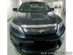 Toyota Harrier 2.0A Elegance Panoramic