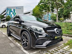 Mercedes-Benz GLE-Class GLE43 Coupe AMG 4MATIC