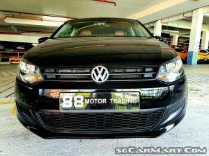 Volkswagen Polo 1.4A (New 5-yr COE)
