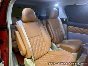 Toyota Estima 2.4A Aeras Premium Moonroof (COE till 02/2027)