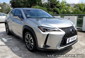 Lexus UX200 Luxury