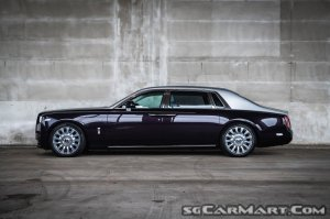 Rolls Royce Phantom EWB (COE till 07/2030)