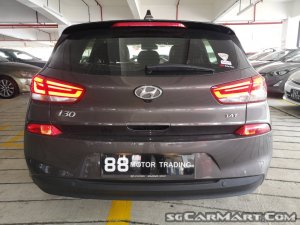Hyundai i30 1.4A T-GDi DCT Turbo