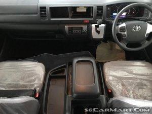 Toyota Hiace Commuter 2.8A GL High Roof