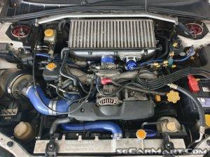 Subaru Impreza WRX 2.0A (COE till 07/2022)