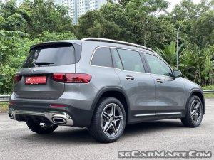 Mercedes-Benz GLB-Class GLB200 AMG Line Premium