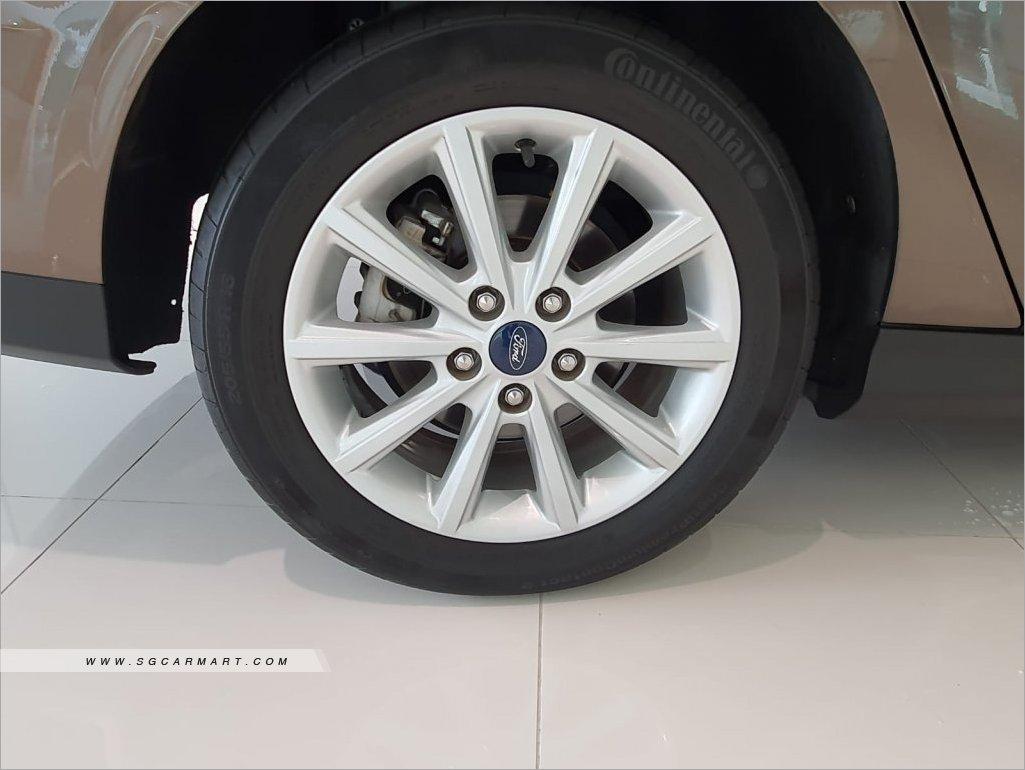 2017 Ford Focus 1.0A GTDI Titanium