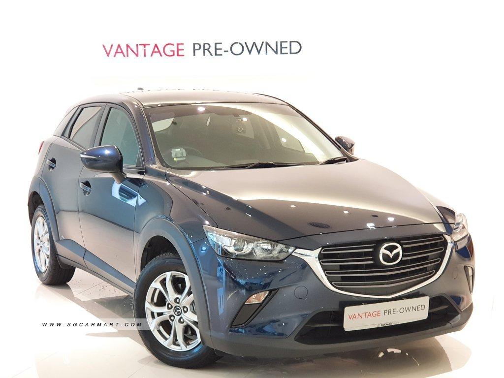 2018 Mazda CX-3 2.0A Standard