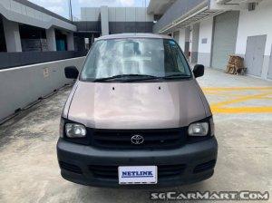 Toyota Liteace 2.2M (COE till 04/2022)