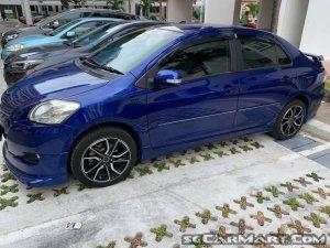 Toyota Vios 1.5A E (COE till 03/2029)