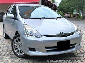 Toyota Wish 1.8A (COE till 11/2022)