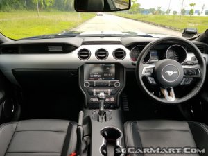 Ford Mustang 2.3A Ecoboost