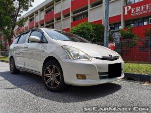 Toyota Wish 1.8A (COE till 02/2022)