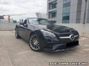Mercedes-Benz SLC-Class SLC200 AMG Line