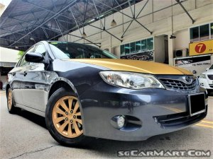 Subaru Impreza 4D 1.5R (COE till 08/2024)